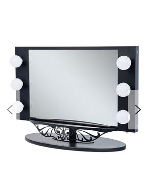 Vanity girl makeup mirror for Sale in Freehold, NJ