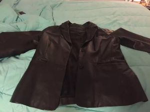 Joe's Leather Jacket Size Medium Womens for Sale in Silver Spring, MD
