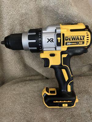 Dewalt 20 V XR Brushless 3 Speed Hammer Drill TOOL ONLY for Sale in Highland, CA