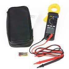 Armada Pro 93 True RMS digital clamp meter pro car audio for Sale in Columbus, OH