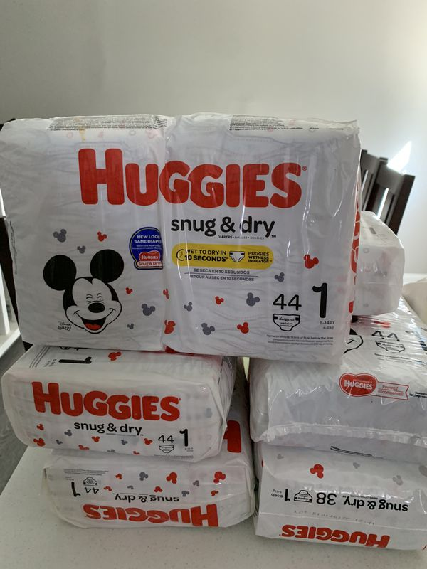 New Huggies Diapers and Wipes. Pick up Only in Lilburn, GA .
