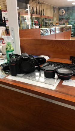 NIKON D200 CAMERA for Sale in San Jose,  CA