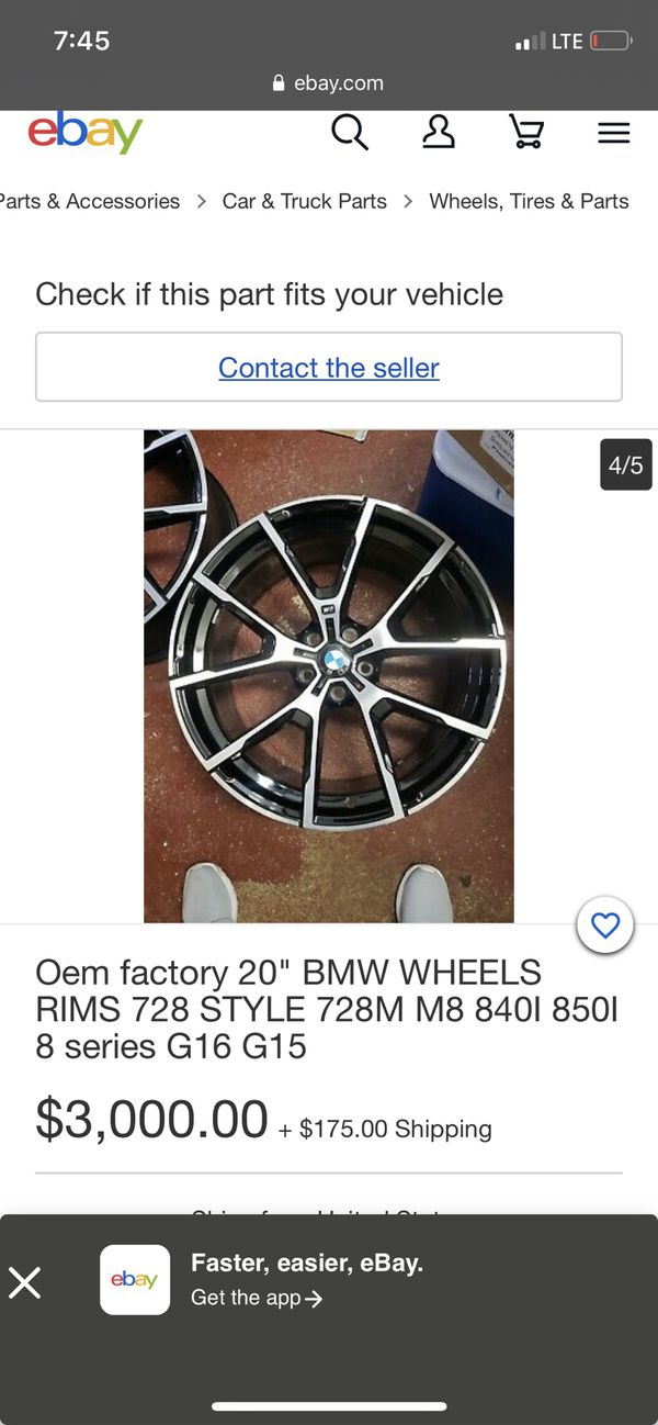 STEAL*** BMW M WHEELS AND TIRES