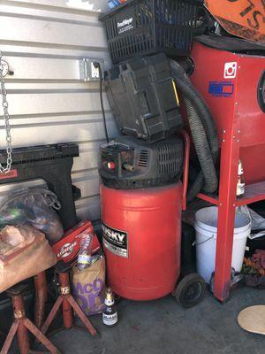 Husky air compressor for Sale in Spanaway, WA