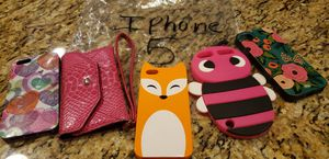 iPhone 5cases for Sale in Fort Worth, TX