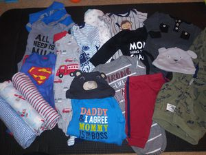 Baby clothes new born for Sale in San Jose, CA