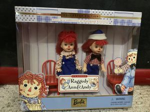 Raggedy Ann and Andy Mattel Kelly for Sale in Monroe, NC