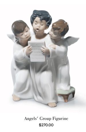 Lladro Angels' Group Figurine for Sale in Euless, TX