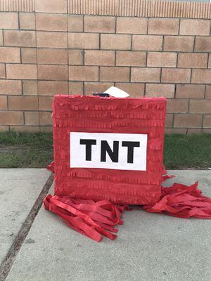 TNT pinata for Sale in Bellflower, CA