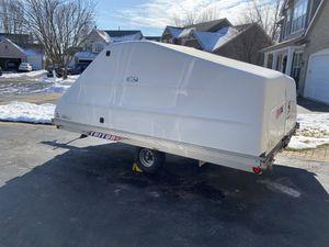 Enclosed snowmobile trailer 12' for Sale in Oswego, IL
