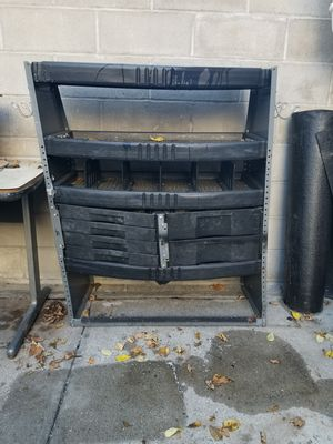 Plumbing Work Van Shelf for Sale in Brooklyn, NY