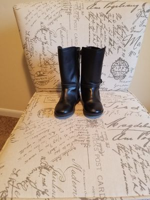 Size 10 little girls boots for Sale in Owings Mills, MD
