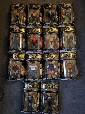 WWE Classic Superstars action figures for Sale in Riverside, CA