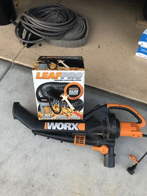 Electric leaf blower for Sale in Las Vegas, NV