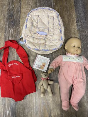 BITTY BABY by American Girl Doll Set for Sale in Elk Grove Village, IL