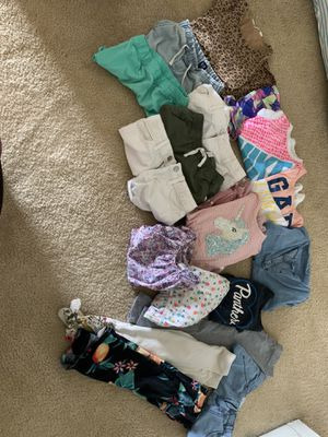 6 year old clothing for Sale in West Columbia, SC