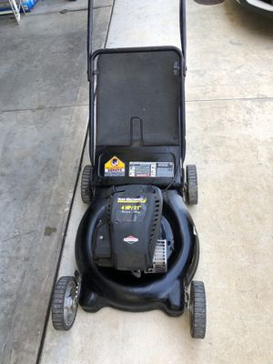 "Yard Machines 4hp 21"" - cordless Lawn Mower - $80 for Sale in West Covina, CA"