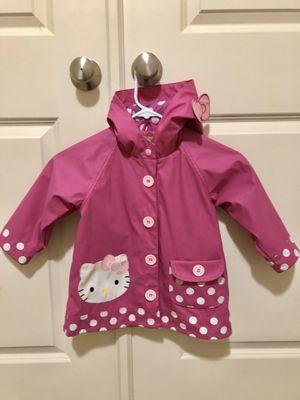 Western Chief Girls Hello Kitty Cutie Rain Jacket size 3T for Sale in Renton, WA