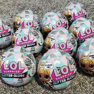 LOL Surprise Dolls - Glitter Globe - Winter Disco for Sale in Mesa, AZ