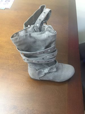 Girls size 7 boots for Sale in Richmond, VA