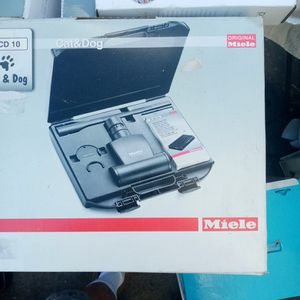 Miele Dog And Cat Vacuum Kit for Sale in Anaheim, CA