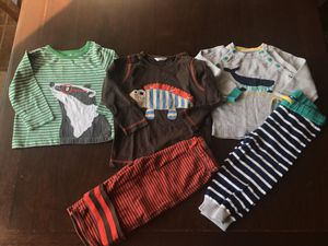Baby mini boden boys clothes lot bundle shirts pants sweater 12-18 for Sale in Clovis, CA
