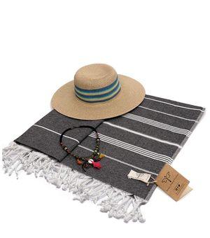 Beach bath linen towel Spa Sauna Hammam Yoga Gym Hamam Fouta Peshtemal for Sale in Houston, TX