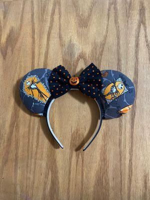 Halloween Jack Disney Themed Ears for Sale in Hesperia, CA