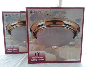 """13"""" Flush Mount Ceiling Lights for Sale in Luray, VA"""