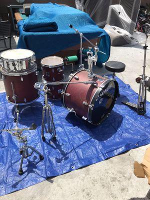 Drum Set - SONOR- 10 pieces for Sale in Compton, CA
