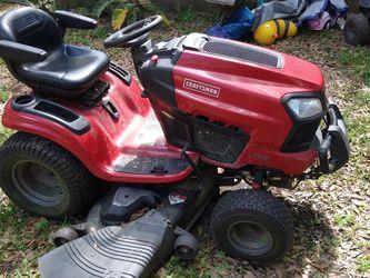 "Craftsman Garden Tractor 54"" for Sale in Auburndale,  FL"