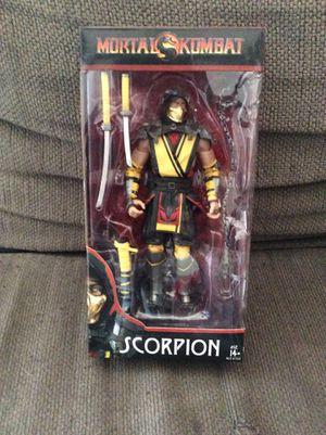 Mortal Kombat Scorpion Action Figure for Sale in Los Angeles, CA