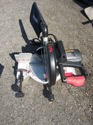 Craftsman miter saw for Sale in Centreville, VA
