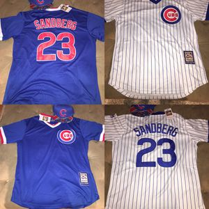 Sandberg Cubs baseball jersey combo large/XL available brand new 2 for $70 obo for Sale in Cicero, IL