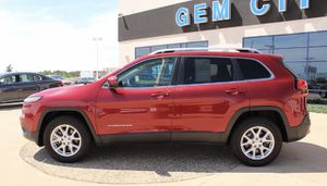 2017 Jeep Cherokee Limited for Sale in Quincy, IL