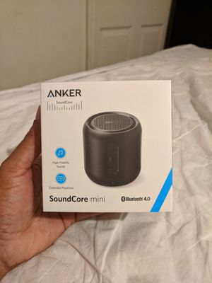 Anker Bluetooth speaker. for Sale in Miramar, FL