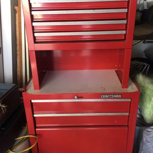 Craftsman Tools Chest 👌👌👌👌 for Sale in Santa Maria, CA