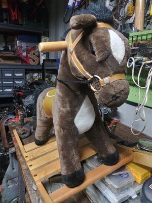 "Melissa & Doug ""Lifelike & Loveable"" rocking horse for Sale in San Jose, CA"
