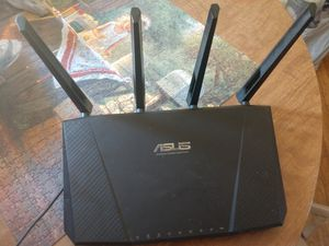 Asus rt-ac87u wireless router for Sale in San Antonio, TX