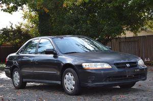 1998 Honda Accord Sdn for Sale in Tacoma, WA