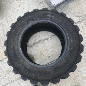 Skid steer bobcat tire new 10-16.5 for Sale in Douglasville, GA