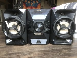 Sony Home Audio System Speaker for Sale in Tempe, AZ