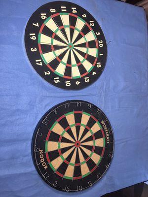3 Heavy duty Dart boards !!!! for Sale in North Springfield, VA