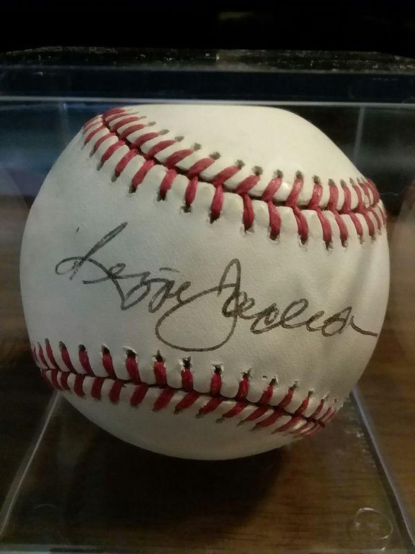 4ed47ff67e3 Reggie Jackson autograph baseball for Sale in Napa