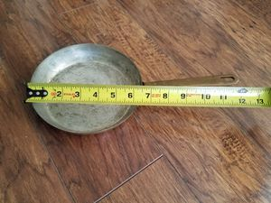 "Waldow vintage 6.5"" copper pan for Sale in Roseville, CA"