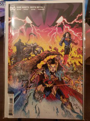Dc Death Metal #1 1 :100 variant cover! for Sale in Woodbridge, VA