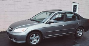 Clean title-2005 Honda Civic for Sale in San Angelo, TX