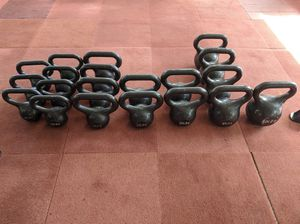 Kettlebell Weights for Sale in Tacoma, WA