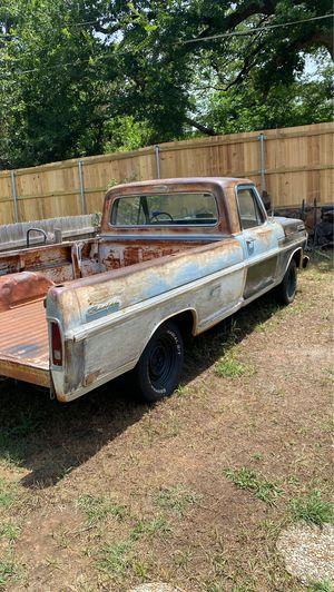 1968 f100 Ford Ranger for Sale in Arlington, TX
