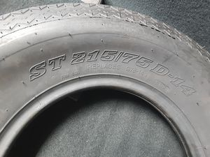 New trailer tires 2 for Sale in San Pedro, CA